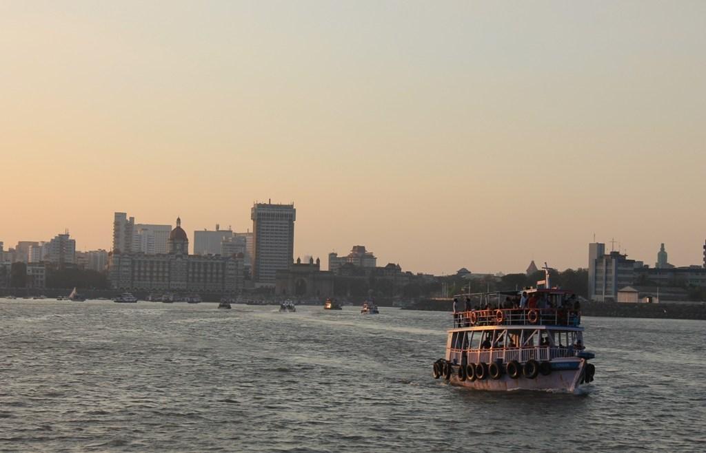 Однажды в Мумбаи. Индия.