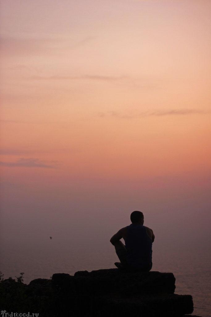 закат индия