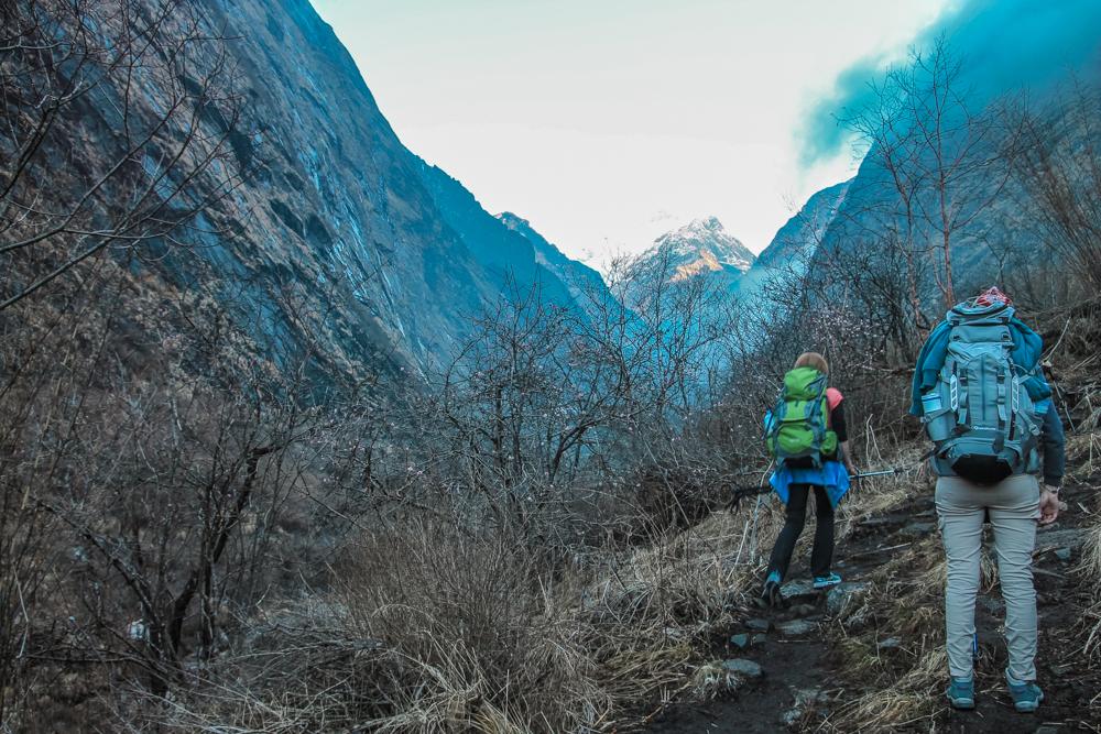 поход в непале