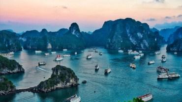 Трип во Вьетнам: Север и Центр