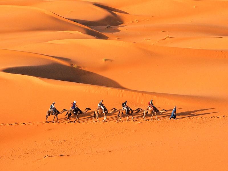 Марокко: берберские сказки