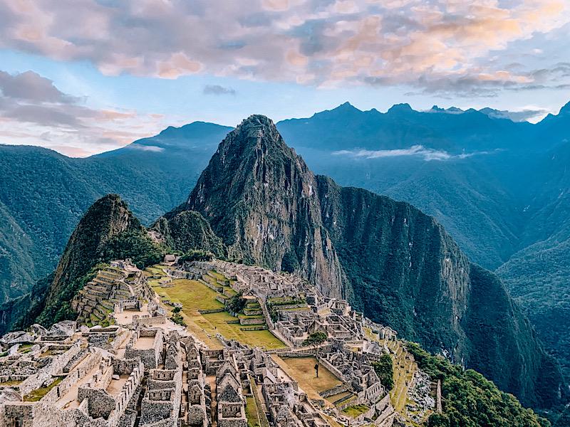 Перу: Мачу Пикчу и Амазонка