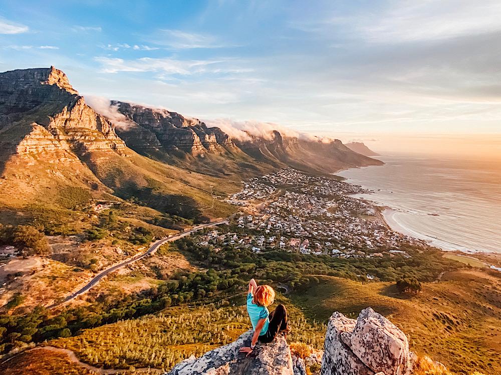 Львиная голова, Кейптаун
