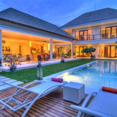 Villa Rindu, 4 bedrooms, Canggu