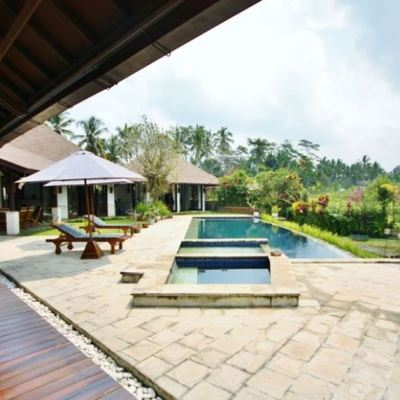 3 bedroom villa for sale in the heart of Ubud