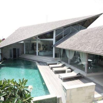 3 bedroom villa for rent in Canggu