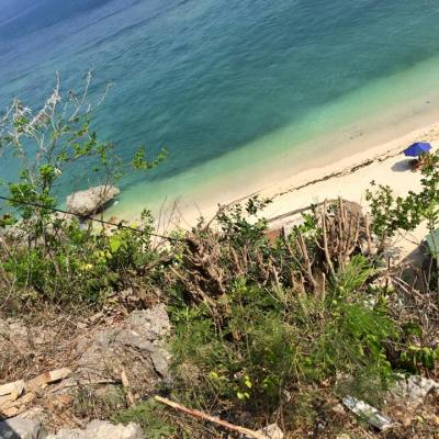 Beachfront Land in Bali for sale !
