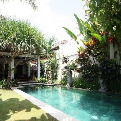 Modern 2 bedroom villa for sale in Umalas