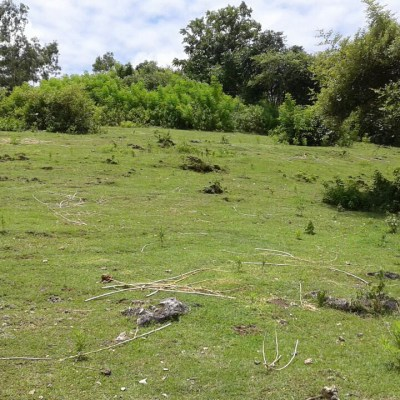 Sea view land for sale in Balangan Jimbaran Bali