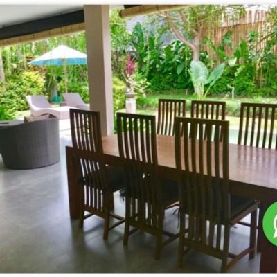 3-Bedroom Villa in Canggu Bali for Sale