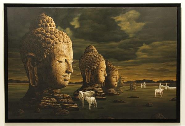 Indoartnow Exhibition Fantastic Art