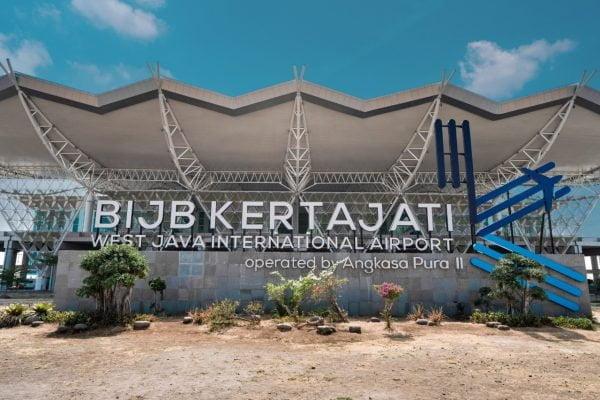 Bandara Internasional Kertajati di Majalengka