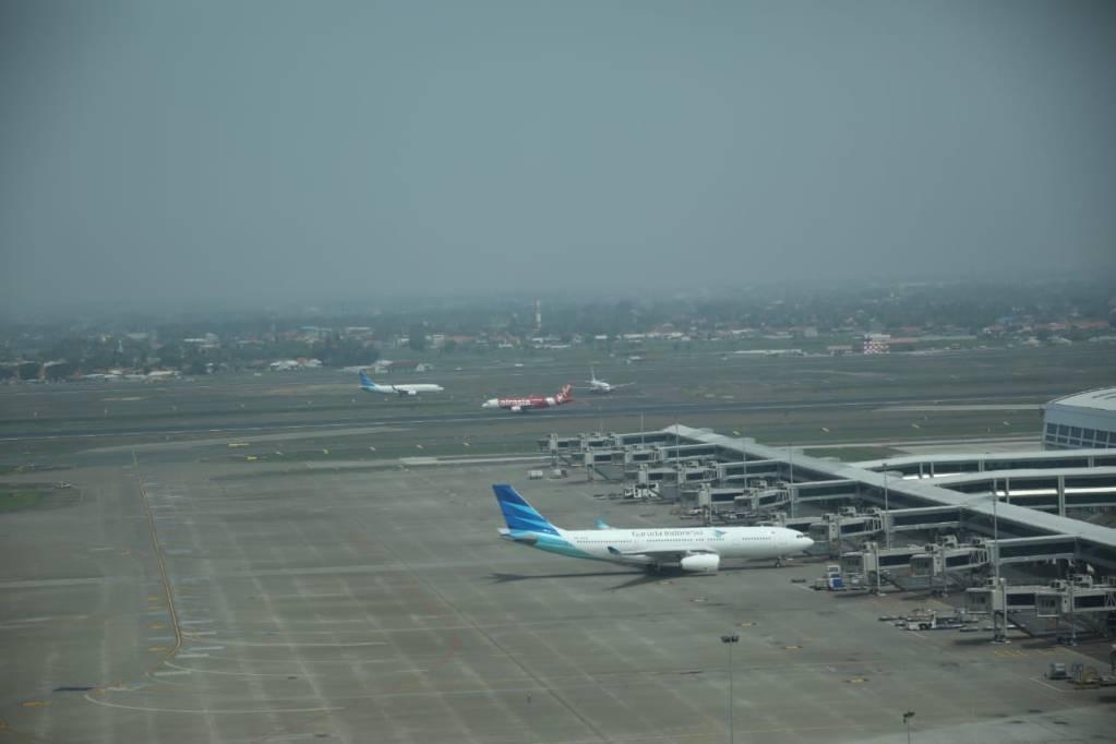 Runway 3 Bandara Internasional Soekarno-Hatta