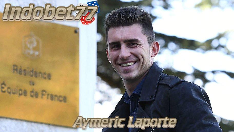 Sebagai pemain kelahiran prancis yang. Laporte Telah Lolos Tes Medis Bersama Manchester City