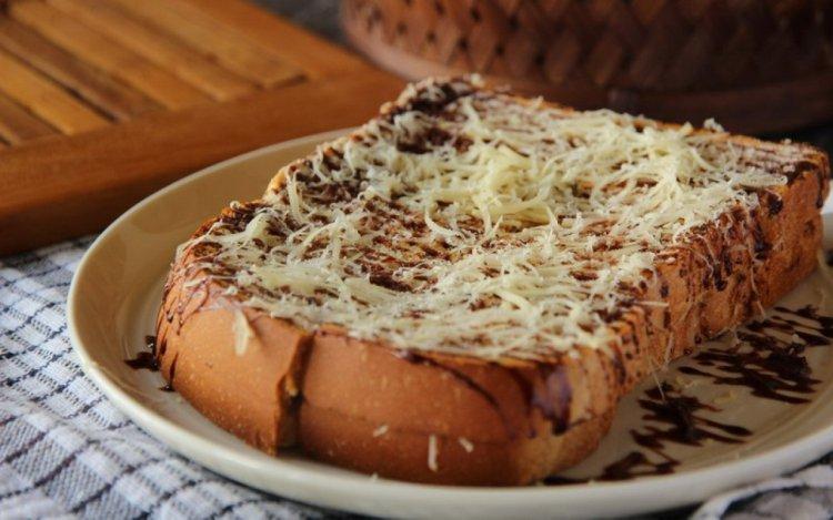 Roti Panggang