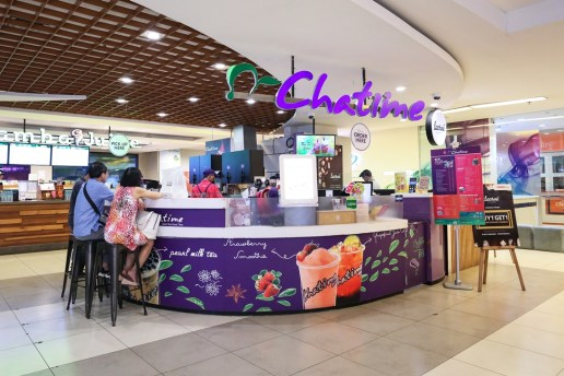 1. Chatime Outlet