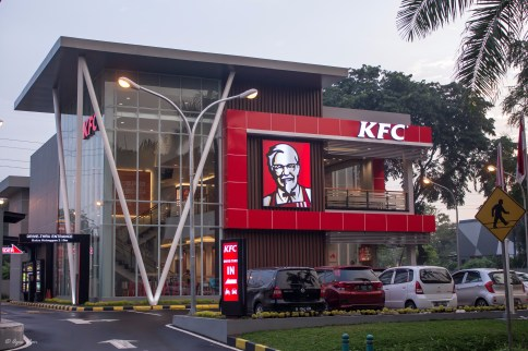 11. KFC Outlet