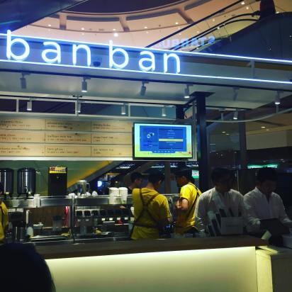 3. Ban Ban Outlet
