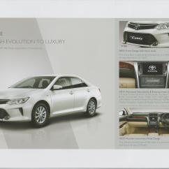 All New Innova Venturer Grand Avanza E At Toyota Car Brochure 2016 Kijang