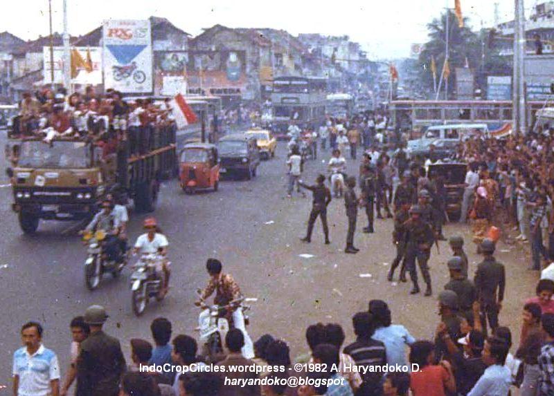 Tragedi Minggu Berdarah 1982 Militer Era Orba Tembaki