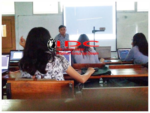 Kursus Autocad & 3d max Universitas Trisakti 4