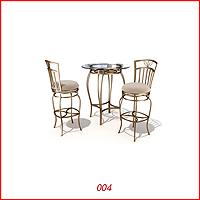 004.Kursi Dan Meja Makan Cover