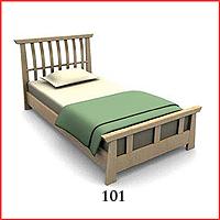101.Tempat Tidur & Kasur Cover
