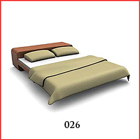 26.Tempat Tidur & Kasur Cover