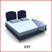 39.Tempat Tidur & Kasur Cover