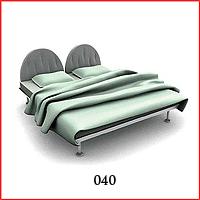 40.Tempat Tidur & Kasur Cover