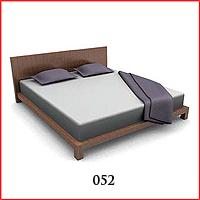 52.Tempat Tidur & Kasur Cover