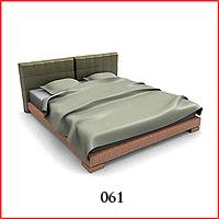 61.Tempat Tidur & Kasur Cover