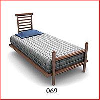 69.Tempat Tidur & Kasur Cover