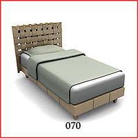 70.Tempat Tidur & Kasur Cover