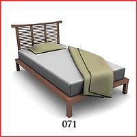 71.Tempat Tidur & Kasur Cover