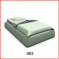82.Tempat Tidur & Kasur Cover