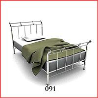 91.Tempat Tidur & Kasur Cover