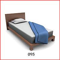 95.Tempat Tidur & Kasur Cover