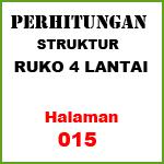 Perhitungan Struktur Ruko 4 Lantai (15)