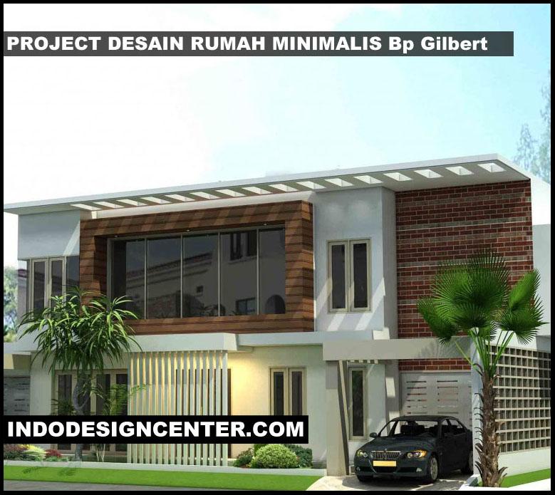 Desain Rumah KODE 2Lt 006