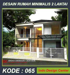 Jasa Desain Rumah Bapak Santoso Di Surabaya