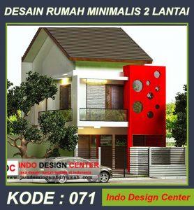 Jasa Arsitek Rumah Minimalis Pancoran Jakarta
