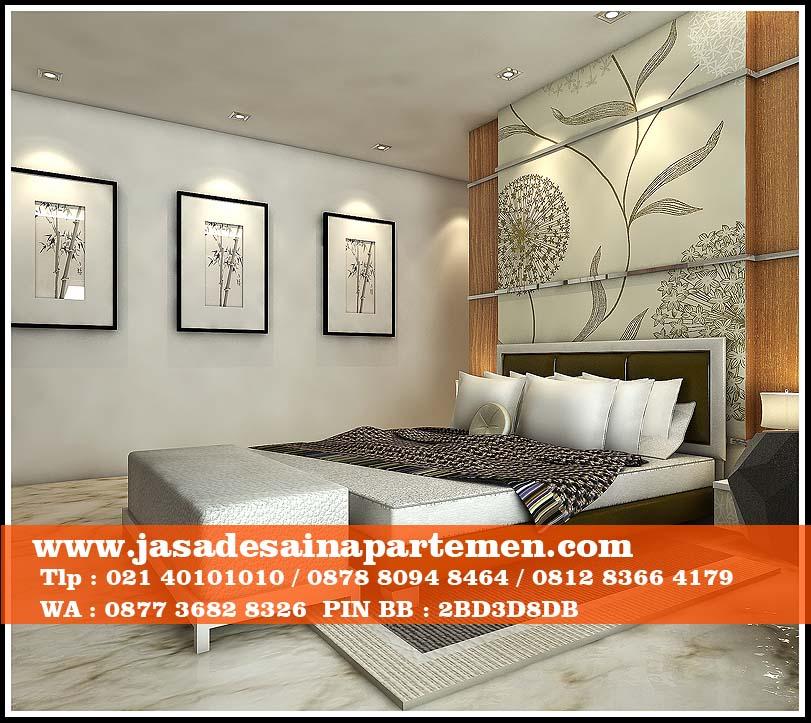 Design Kamar Tidur Apartemen Minimalis