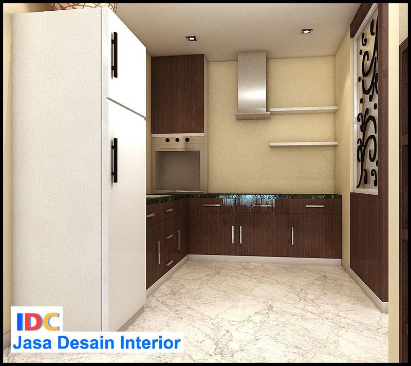 Desain kitchen set apartemen kursus privat autocad 2d for Kursus desain interior jakarta selatan