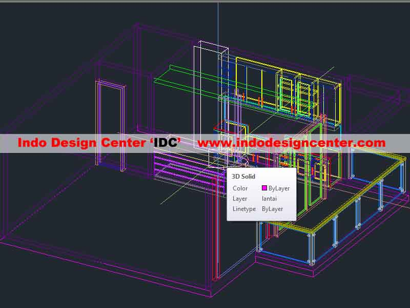 interior AutoCad no 20