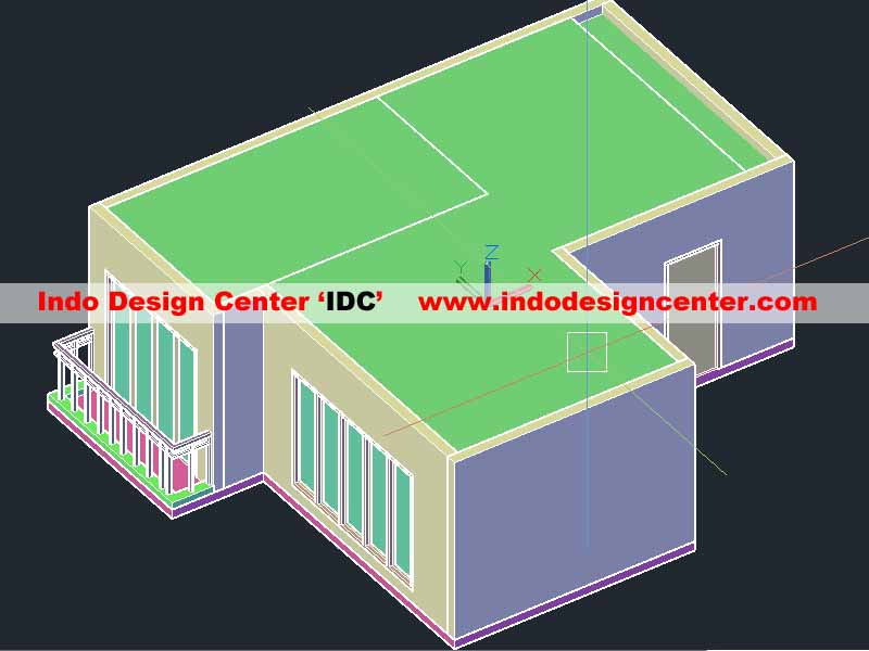 interior AutoCad no 22