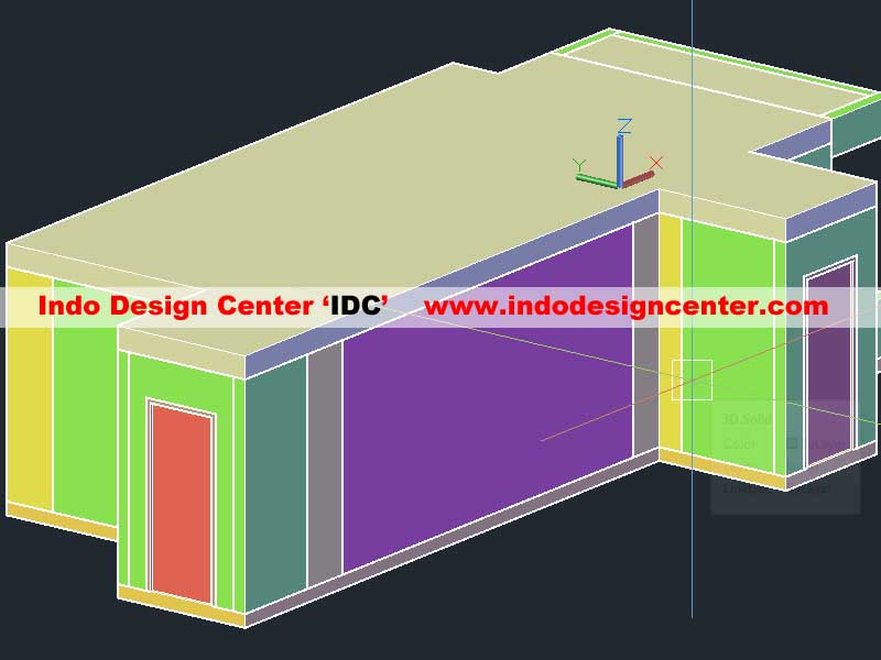 interior AutoCad no 23