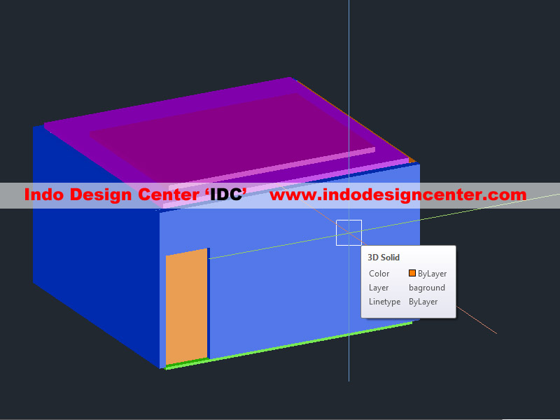 interior AutoCad no 5