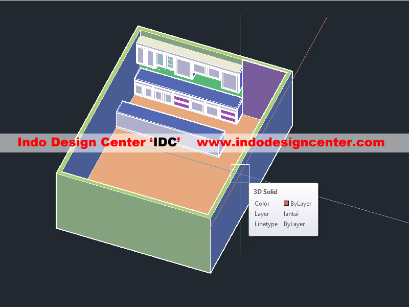 interior AutoCad no 6