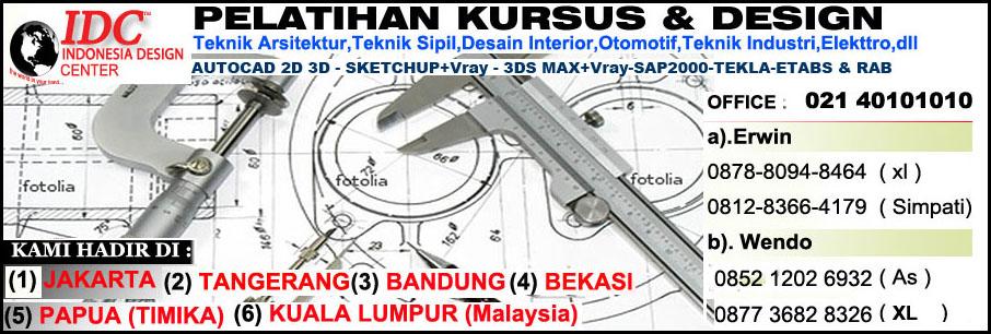 Kursus Perhitungan RAB Di Surabaya